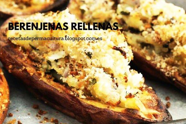 3 Berenjena, Recetas de Cocina