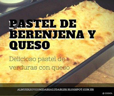 4 Berenjena, Recetas de Cocina