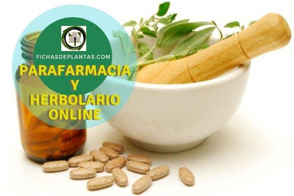 Parafarmacia y Herbolario Online