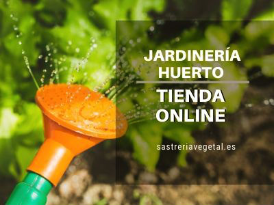 venta online de productos de jardinería